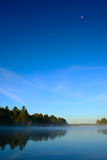 Lake Muskoka Sunrise stock photo