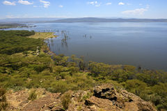 Lake Nakuru Stock Photography