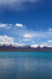 Lake in Nam Co, Tibet Stock Images
