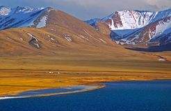 Lake Namtso Stock Photos