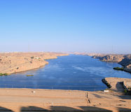 Lake Nasser 6 Stock Image