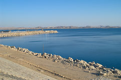 Lake Nasser Aswan Egypt Stock Photography