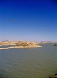 Lake Nasser Royalty Free Stock Photo