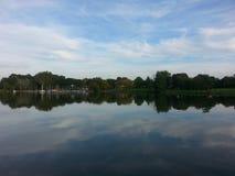 sky, reflection Stock Photography