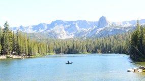 Lake, Nature, Wilderness, Water