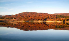 Lake. Near Bor city in Serbia very good place for tourists Stock Photography