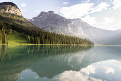 Lake Near Mountain Photo Stock Images