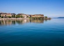 Lake Neuchatel, Switzerland Royalty Free Stock Photo