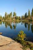 lake nevada reflection sierra Στοκ φωτογραφίες με δικαίωμα ελεύθερης χρήσης