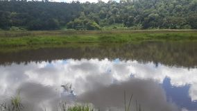 Lake nkunga in kenya. One lake many people dont even know it exist Royalty Free Stock Images