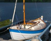 At the Lake. NORA, BERGSLAGEN,SWEDEN - JUNE 20 2017 [At the Nora lake in Bergslagen Sweden Stock Photography
