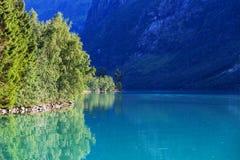 Lake in Norway Stock Photos