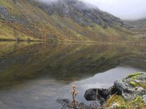 Lake in Norway Stock Photography
