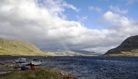 Lake of Norway Royalty Free Stock Images