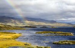 Lake of Norway Royalty Free Stock Photo