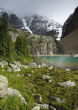 Lake Oesa,Yoho National Park Royalty Free Stock Photography