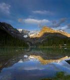 Lake ohara Stock Photography