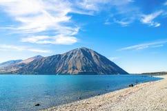 Lake Ohau,New Zealand Stock Photo