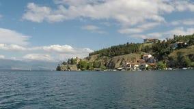 Lake Ohrid landscape Macedonia