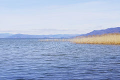 Lake Ohrid Stock Photos