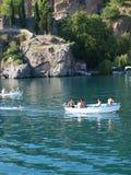 Lake Ohrid,Macedonia Royalty Free Stock Photography