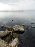 Lake Ohrid Macedonia Stock Images