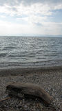 Lake Ohrid Macedonia Stock Image