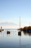 Lake ohrid, macedonia Stock Photography