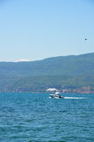 Lake Ohrid,Macedonia Royalty Free Stock Photos