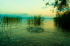 Lake Ohrid, Macedonia Stock Images