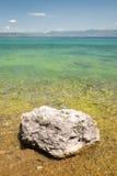 Lake Ohrid. A view from Radozda in Macedonia Stock Photo