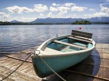 At the lake Royalty Free Stock Photos
