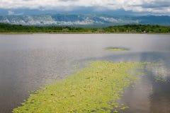 Lake Omisaljsko, Croatia Royalty Free Stock Image