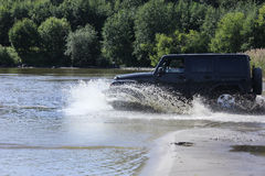 Lake Onega, Russia Stock Images
