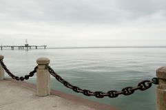Lake Ontario - Burlington - Канада Стоковое фото RF
