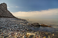 Lake Ontario Coastline Stock Photo