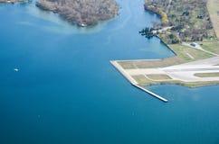 Lake of Ontario landscape Stock Photos