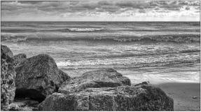 Lake Ontario shoreline, Mississauga Stock Photos