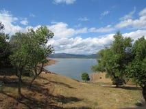 Lake Oroville Arkivfoton