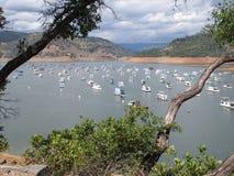 Lake Oroville Royaltyfri Bild