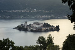 Lake Orta Stock Photos