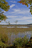 Lake Ostersee Stock Photography