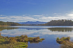 Lake Ostersee Royalty Free Stock Images