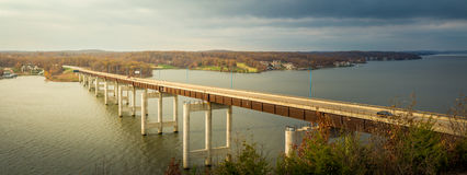 Lake of the Ozarks Royalty Free Stock Photography