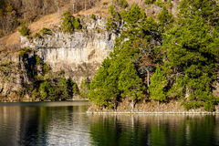 Lake of the Ozarks Royalty Free Stock Photos