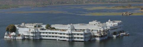 Lake Palace. The Lake Palace on Lake Pichola in india Stock Images