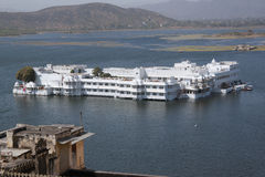 Lake Palace Stock Image