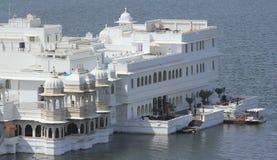 Lake Palace. The Lake Palace on Lake Pichola in india Stock Photos