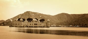 Lake palace Royalty Free Stock Images