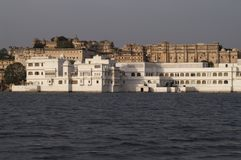 Lake Palace Royalty Free Stock Image